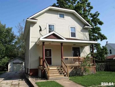 261 Day Street, Galesburg, IL 61401 - #: 1215292