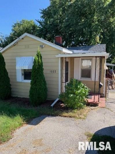 1922 E Princeton Street, Peoria, IL 61614 - #: 1215434