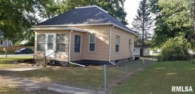 211 W 1ST Street, Morrisonville, IL 62546 - #: 1216046