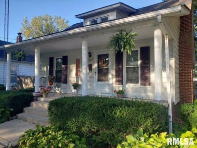 977 N Prairie Street, Jacksonville, IL 62650 - #: 1216116
