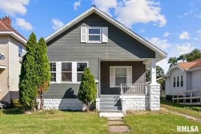 1345 10TH Avenue, East Moline, IL 61244 - #: 1216371