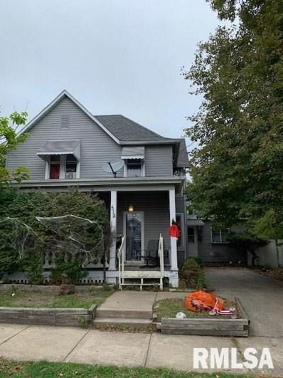 513 W Gift Avenue, Peoria, IL 61604 - #: 1216912