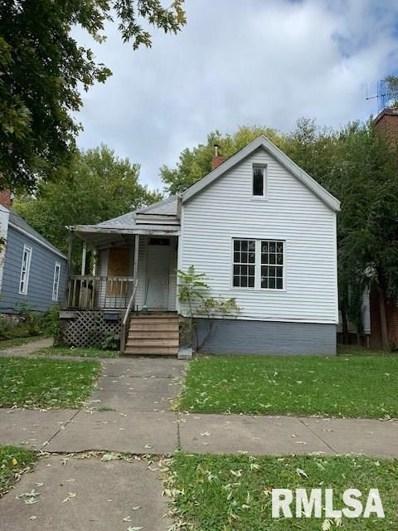 321 E Arcadia Avenue, Peoria, IL 61603 - #: 1217190