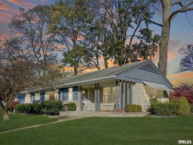 721 E White Oak Court, Peoria, IL 61614 - #: 1218212