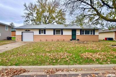 117 E Lakewood Street, Morton, IL 61550 - #: 1218326