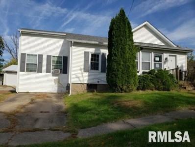 409 W Edgington Street, Reynolds, IL 61279 - #: 1218688