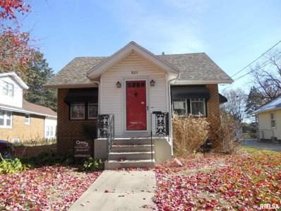 825 Brown Avenue, Galesburg, IL 61401 - #: 1218788