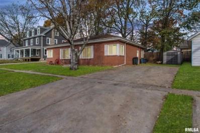105 W Burton Street, Eureka, IL 61530 - #: 1218993