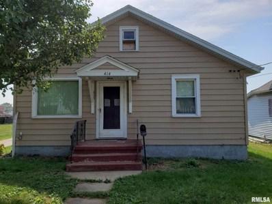 414 W Cooke Street, Mt Pulaski, IL 62548 - #: 1219007