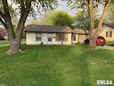 104 Sycamore Street, Jacksonville, IL 62650 - #: 1219113