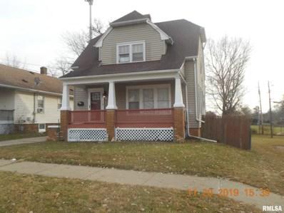 1322 W Gift Avenue, Peoria, IL 61604 - #: 1219876