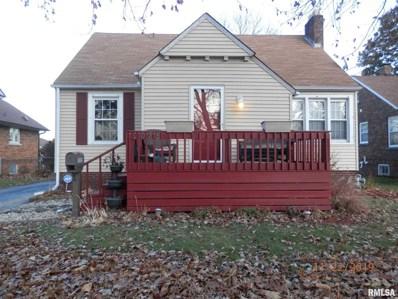 1025 Brown Avenue, Galesburg, IL 61401 - #: 1219941