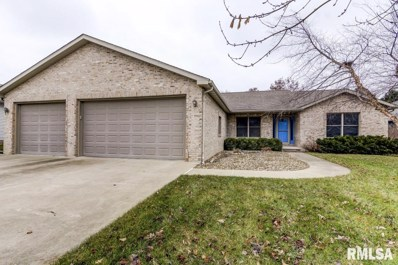 312 Brookside Lane, Chatham, IL 62629 - #: 1220570