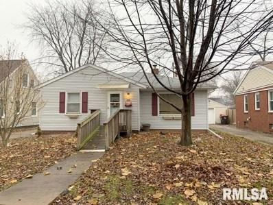 917 E Fairoaks Avenue, Peoria, IL 61603 - #: 1220804