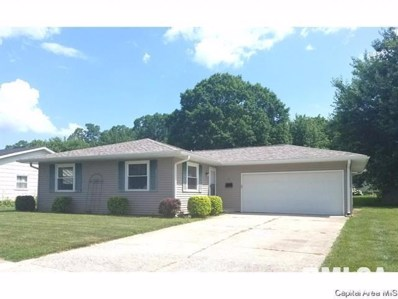 5 Morningside Drive, Jacksonville, IL 62650 - #: 1221450