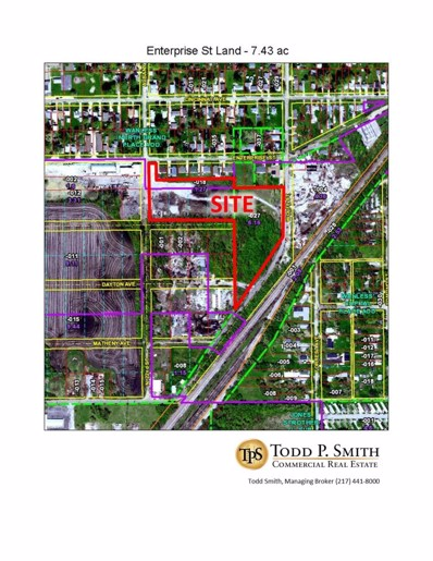2200 E Enterprise Street, Springfield, IL 62702 - #: 1223367