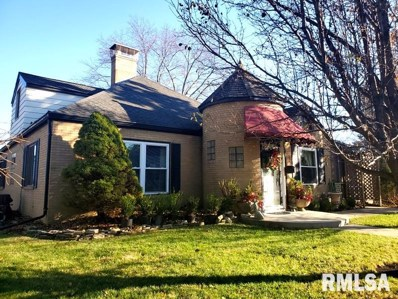 718 N St Anthony Place, West Peoria, IL 61604 - #: 1223442