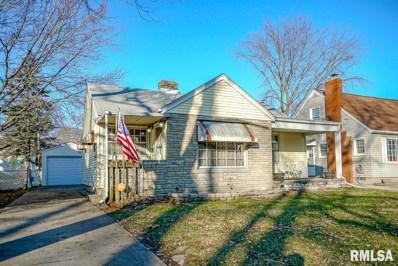 911 E Fairoaks Avenue, Peoria, IL 61603 - #: 1224005