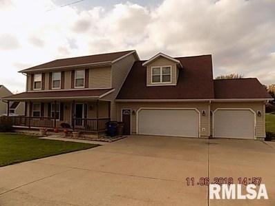 301 Fyre Lake Drive, Sherrard, IL 61281 - #: 1224250