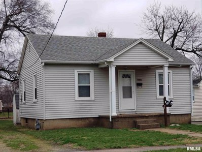 2233 Cincinnati Avenue, Springfield, IL 62702 - #: 1228805