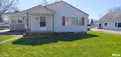 601 W Depot Street, Colchester, IL 62326 - #: 1229564