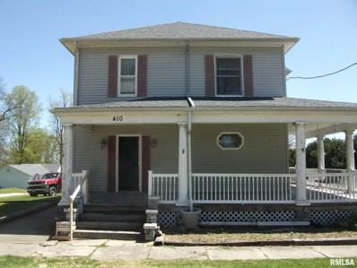 410 S Corey Street, Griggsville, IL 62340 - #: 1233403