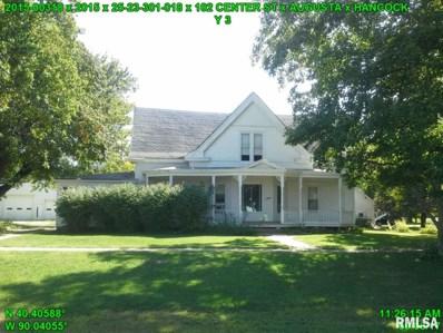102 Center Street, Augusta, IL 62311 - #: 1237417