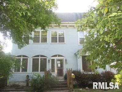 520 Maple Street, Kirkwood, IL 61447 - #: 1240661