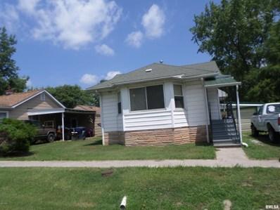 207 E Wilson Street, Valier, IL 62891 - #: 1243443