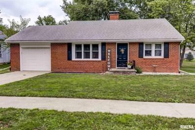 305 E Lincoln Street, Blue Mound, IL 62513 - #: 1245127