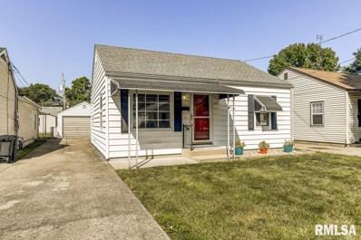 2149 E Reservoir Street, Springfield, IL 62702 - #: 1246956
