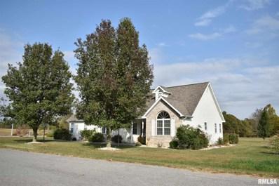 1701 S Crestwood Drive, McLeansboro, IL 62859 - #: 1248377