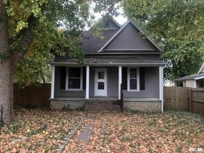 213 N Oak Street, Bluffs, IL 62621 - #: 1249487
