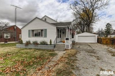 2205 E Reservoir Street, Springfield, IL 62702 - #: 1251553