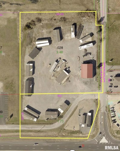 1808 Supply Road, Carterville, IL 62918 - #: 1252273