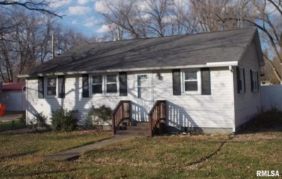119 E Walnut None, Cowden, IL 62422 - #: 1255965