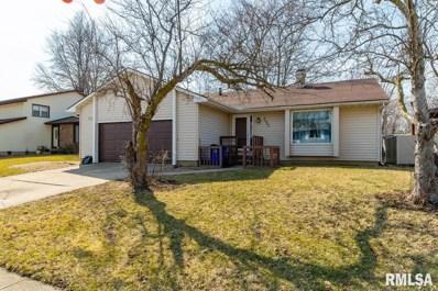 3463 N Spring Creek Road, Decatur, IL 62526 - #: 1259078