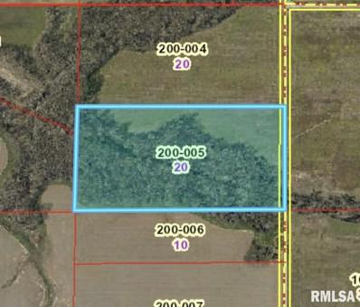 County Road 1400 E, Crossville, IL 62827 - #: 1264960