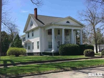 411 W Harrison Street, Sullivan, IL 61951 - #: 308733