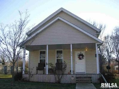 432 E Grant St, Virginia, IL 62691 - #: 312671