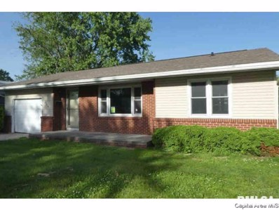 114 N Glenwood Avenue, Roodhouse, IL 62082 - #: 312912