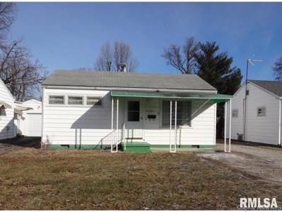 2341 Cincinnati Ave, Springfield, IL 62702 - #: 313391