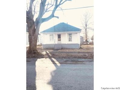 207 Garrison, Bulpitt, IL 62517 - #: 313444