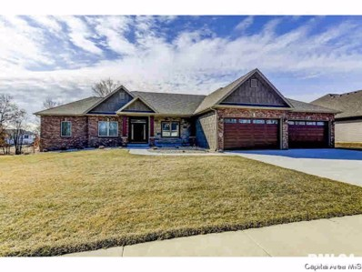 1912 Willow Bend Drive, Chatham, IL 62629 - #: 313829