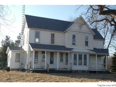 1560 E 350 North Road, Pana, IL 62557 - #: 313912