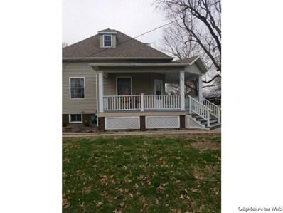 501 Elmira St., Stonington, IL 62567 - #: 377603