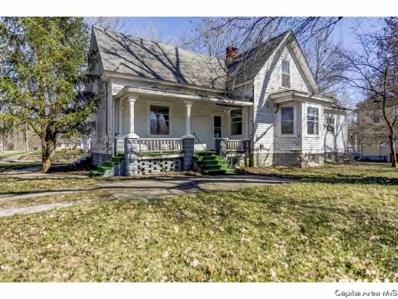 201 S Oak Street, Pana, IL 62557 - #: 378047