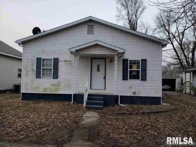 504 W Second Street, Stonington, IL 62567 - #: 378078