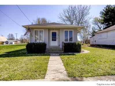 208 Garrison St, Bulpitt, IL 62517 - #: 378167