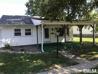 109 W Briggs, Roodhouse, IL 62082 - #: 379360